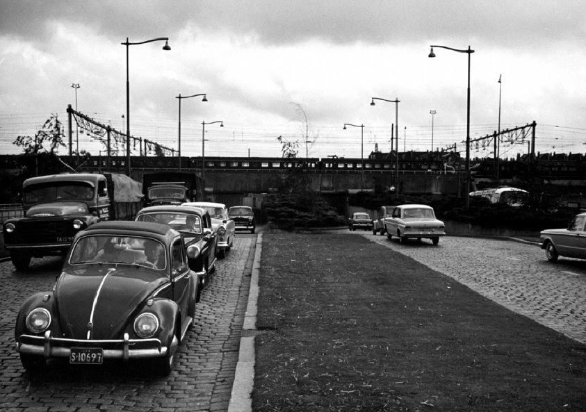 Henegouwerlaan Rotterdam (jaartal: 1960 tot 1970) - Foto's SERC