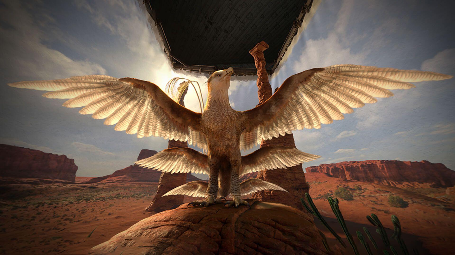 Thunderbird Fantastic Beasts Wallpaper Widescreen On Hd