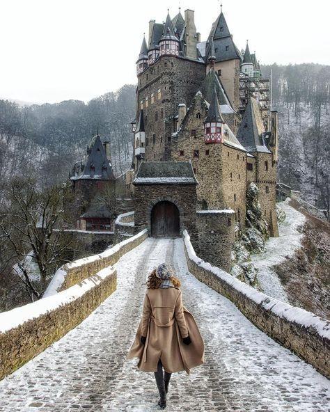 30 lugares de cuento de hadas en Alemania que son realmente reales – Cristina Radermacher Urlaub Blog