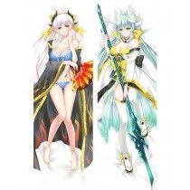 FGO Fate Grand Order Jeanne dArc Dakimakura Hugging Girl Body Pillow Case Cover