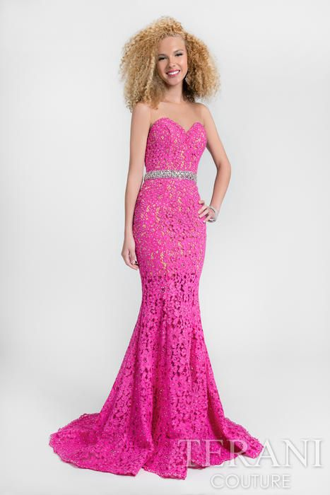 Terani Prom | Prom dresses | Pinterest | Granate, Rosas y Color
