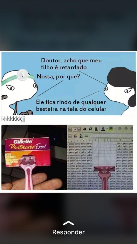 Memes Brasileiros Engracados Do Whatsapp E Facebook Funny Memes Memes Humor