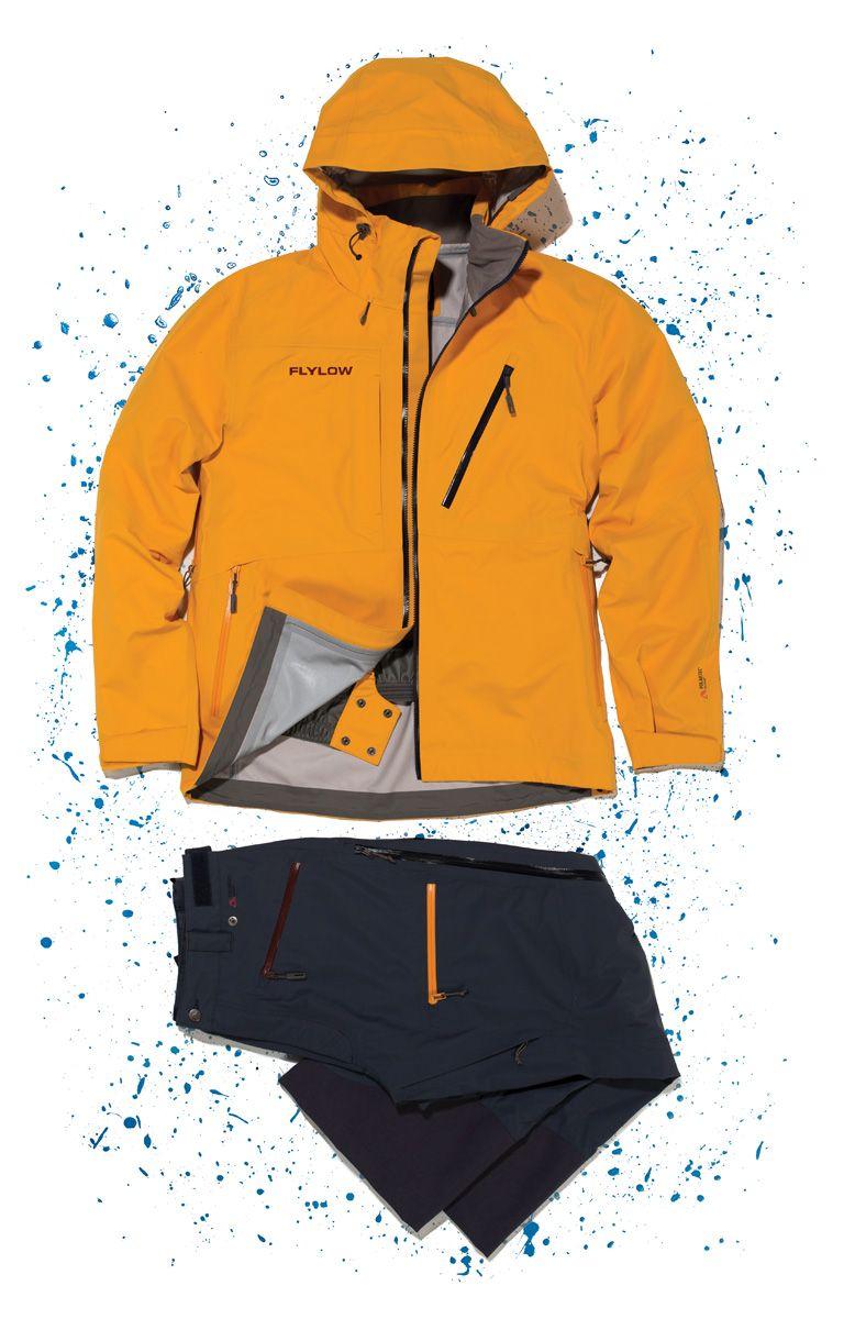 Flylow Men's Lab Coat and Compound Pant Best ski jacket