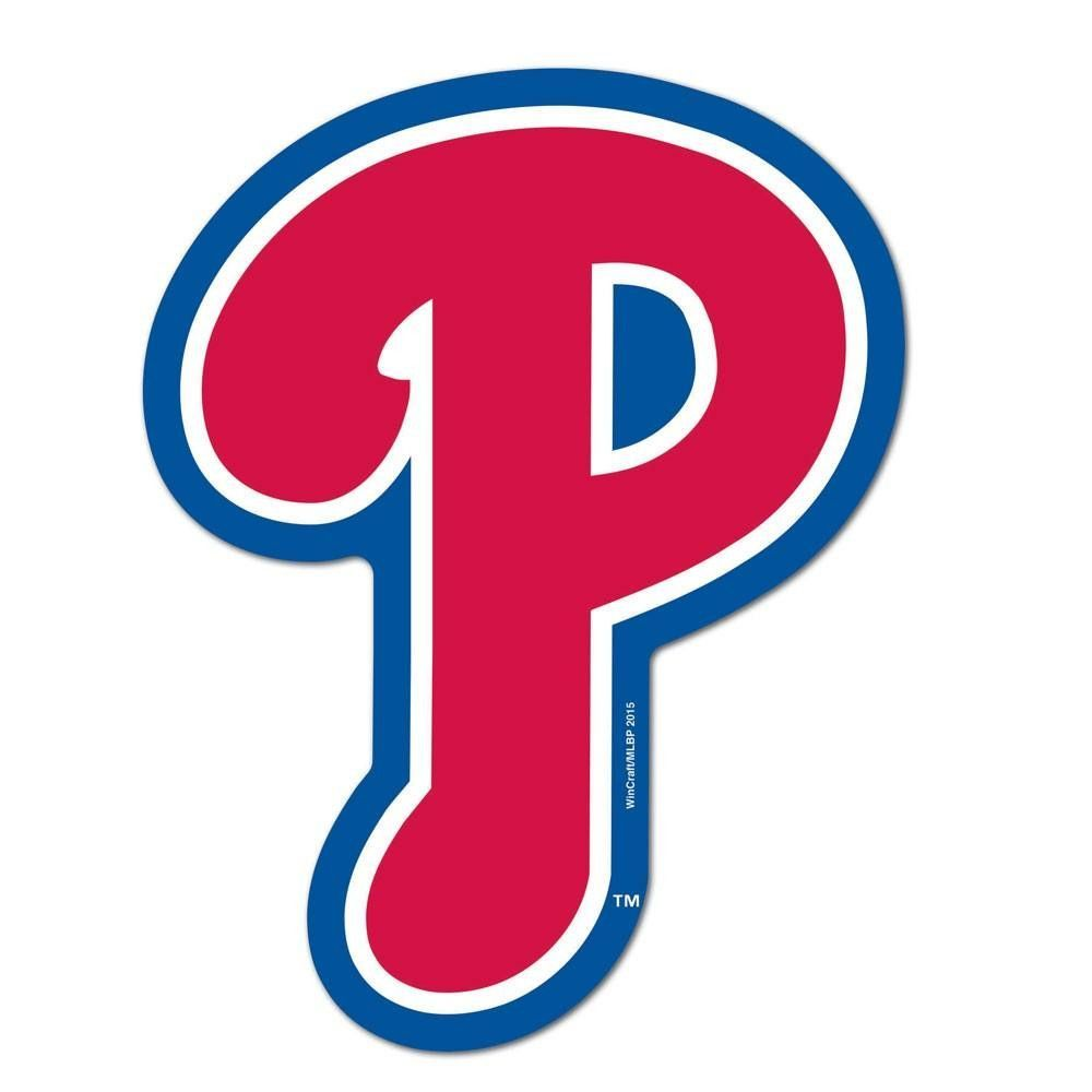 Philadelphia Phillies Mlb Automotive Grille Logo On The Gogo Philadelphia Phillies Logo Philadelphia Phillies Phillies