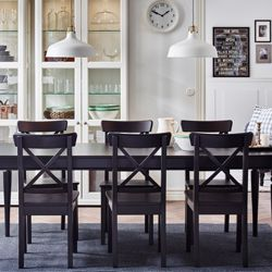 table manger ikea luminaire salle a manger with salle manger with luminaire suspension ikea. Black Bedroom Furniture Sets. Home Design Ideas