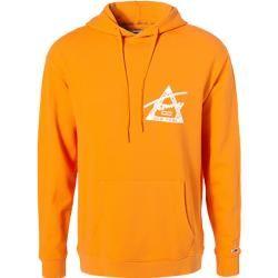 Tommy Jeans Hoody Herren, Baumwolle, orange Tommy Hilfiger #womenssweatshirts