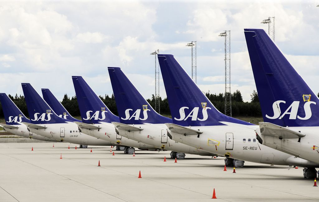 Scandinavian Airlines System Sas In 2020 Scandinavian Airlines System European Airlines Scandinavian