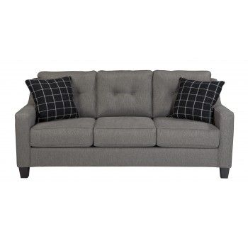 brindon charcoal sofa country chic charcoal sofa sofa rh pinterest com