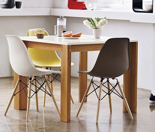 sillas #Eames #diseño de #cocinas #linea3cocinas #madrid | Mesas y ...
