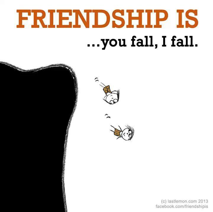 True Friends, Bff, Cartoon, Soul Friend, Sayings, Friendship, Cartoons,  Comic, Word Of Wisdom