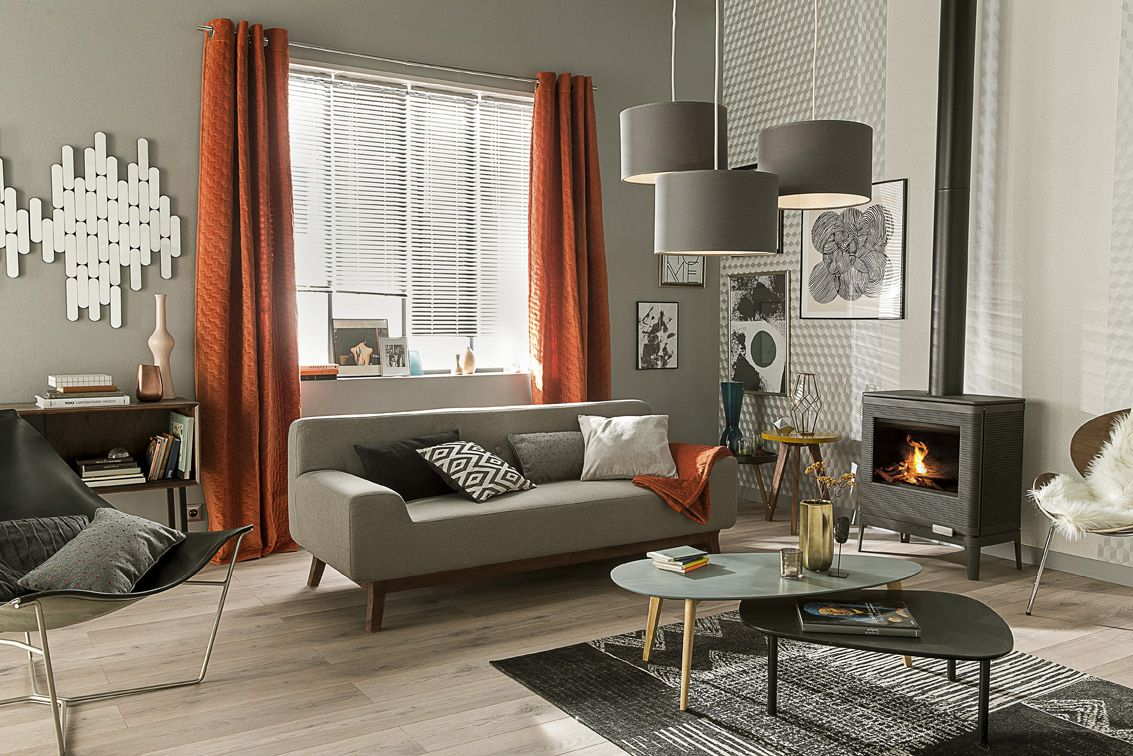 Salon Design Et Cosy Salon Homedecor Ideedeco