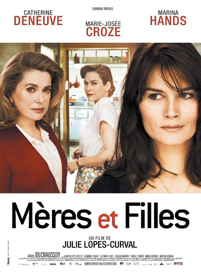 11 Octobre Mere Et Fille Michel Duchaussoy Film