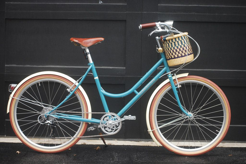 Christmas Clementine Rivendell Bicycle