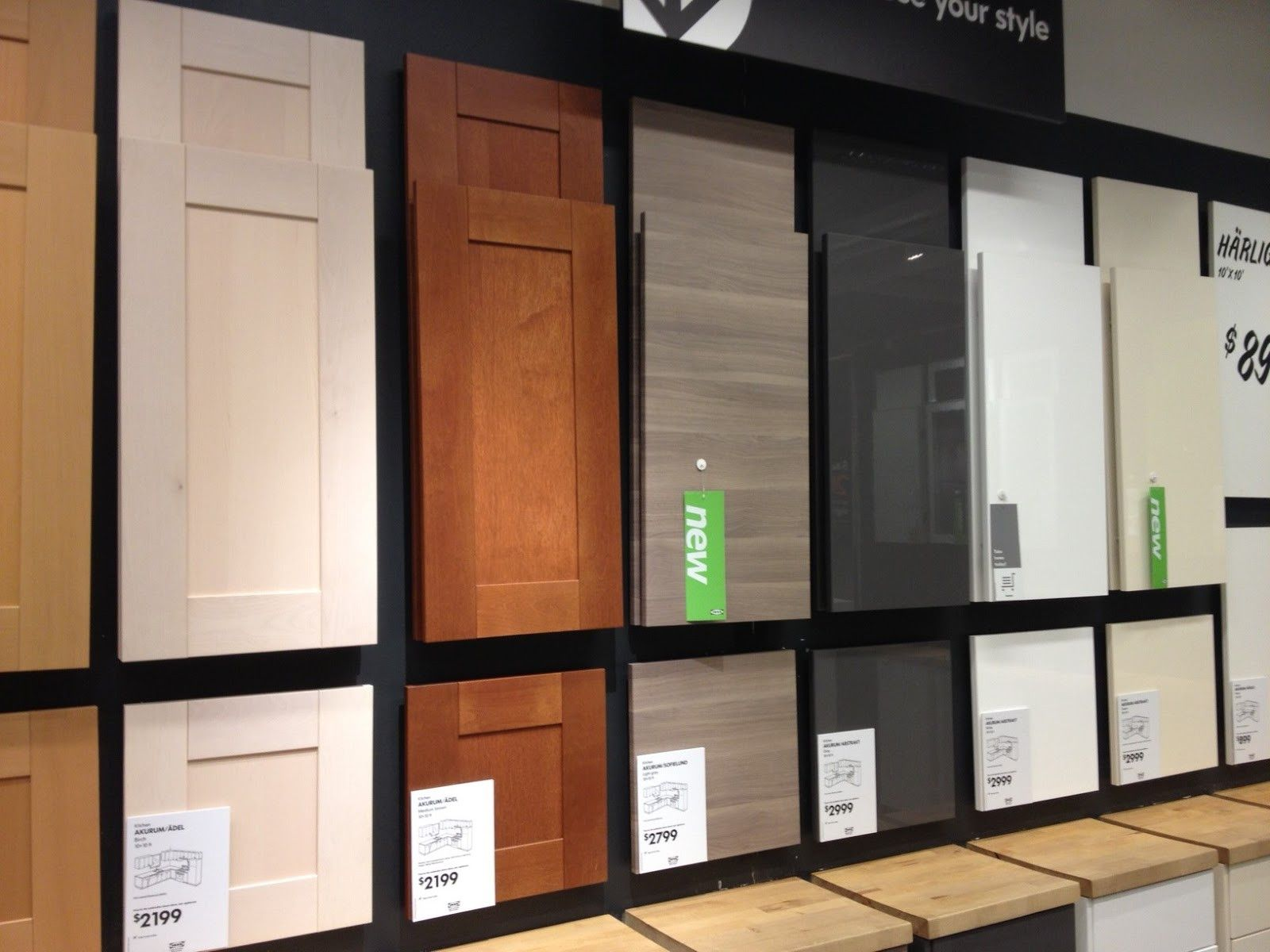 Kitchen Cabinet Doors Ikea Decorkeun