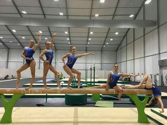 Dutch gymnastics Womens team. Rio 2016. Photo?