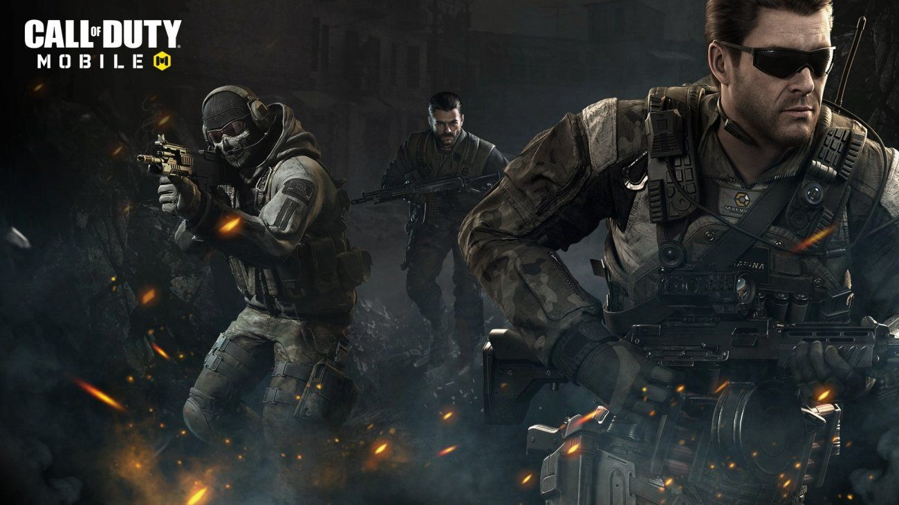 Call Of Duty Mobile Coming October 1 With 100 Player Battle Royale Call Of Duty Latest Hd Wallpapers Call Of Duty Multiplayer