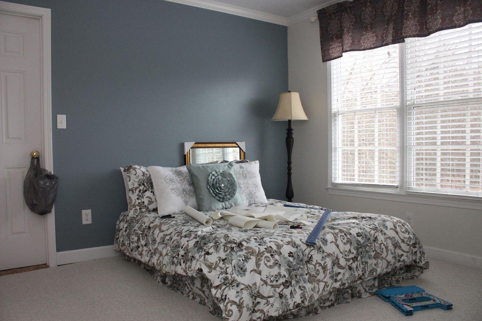 Van Courtland Blue Remodel Bedroom Guest Small