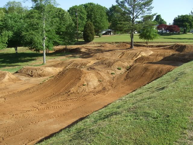 backyard mx track | Re: Backyard tracks/personal tracks/local ...