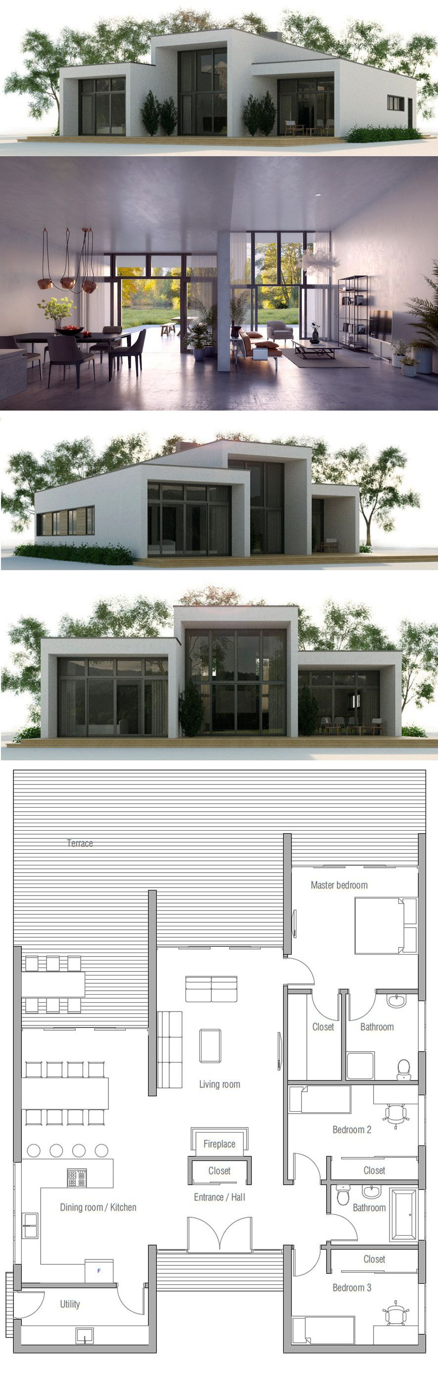 Exceptional House Plan CH379