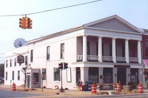 Stagecoach Inn Marshall Mi