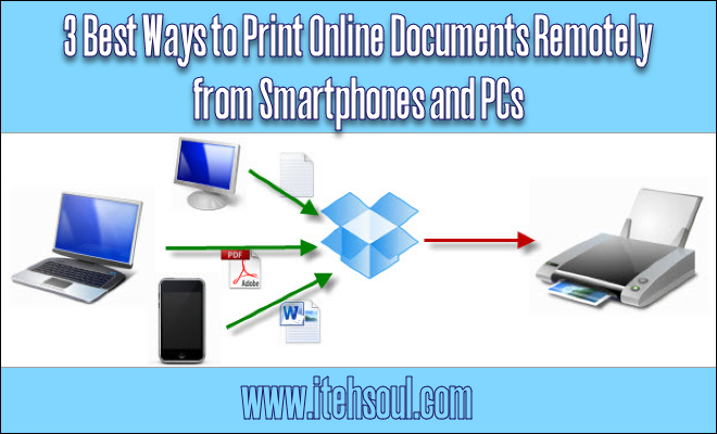 3 Best Ways to Print Online Documents Remotely from