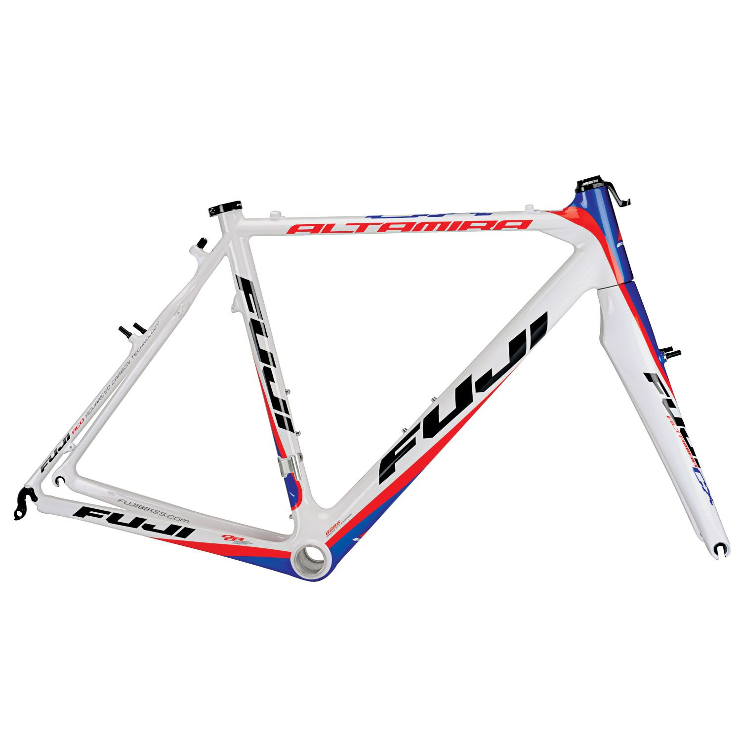 fuji altamira cx 10 cyclocross frame and fork bike frames