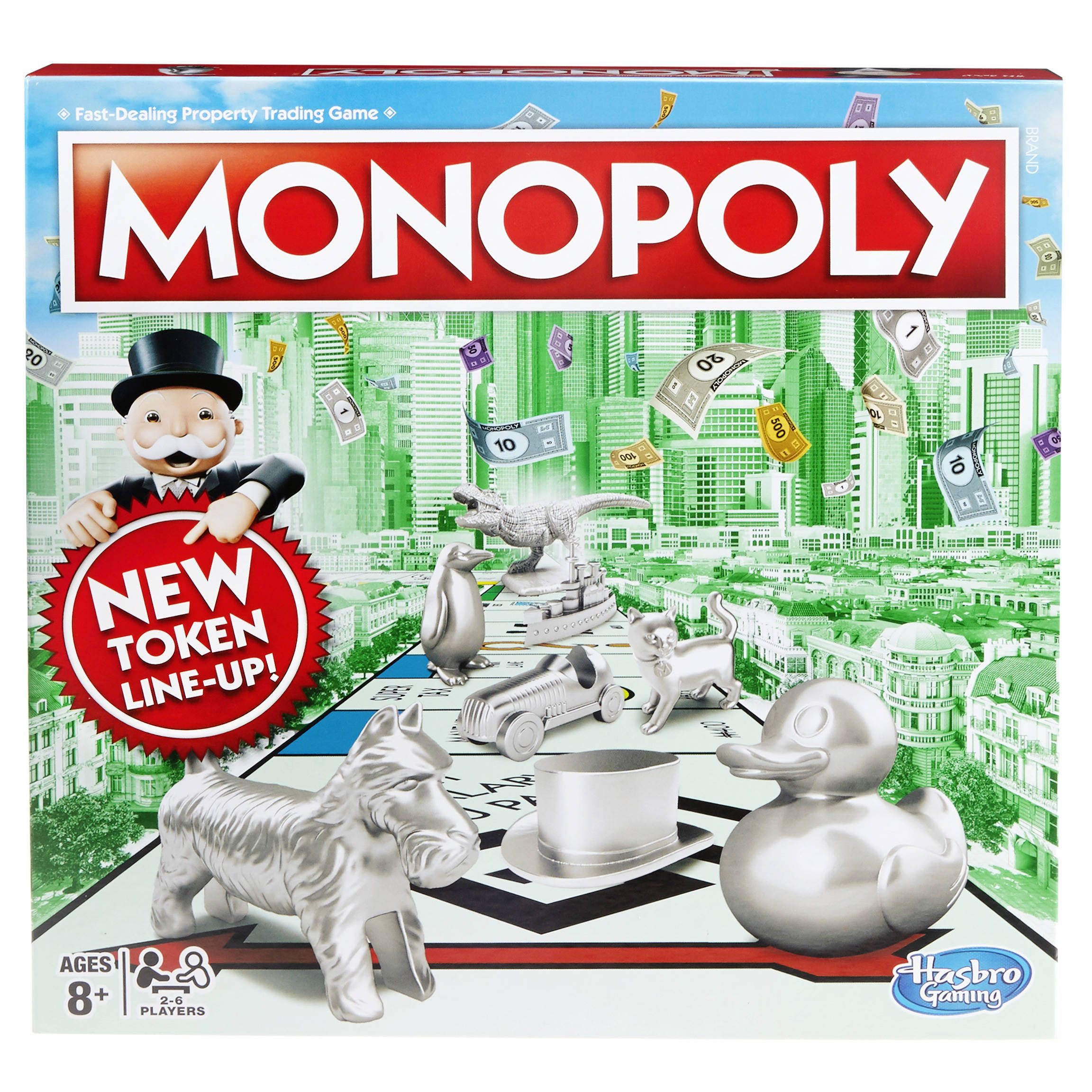 Monopoly Game Classic Smyths Toys Classic board