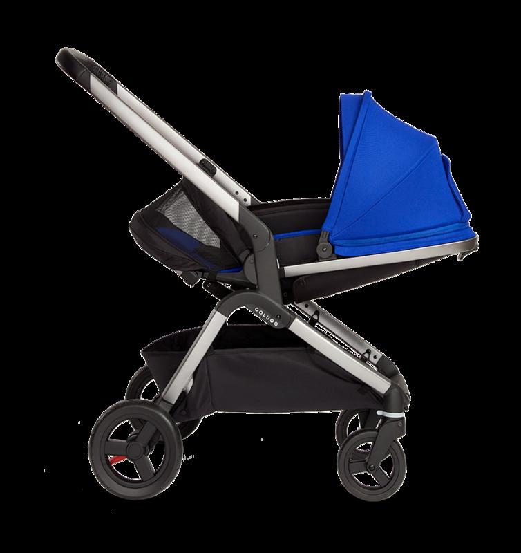 The Complete Stroller Deep Blue in 2020 Stroller, Baby