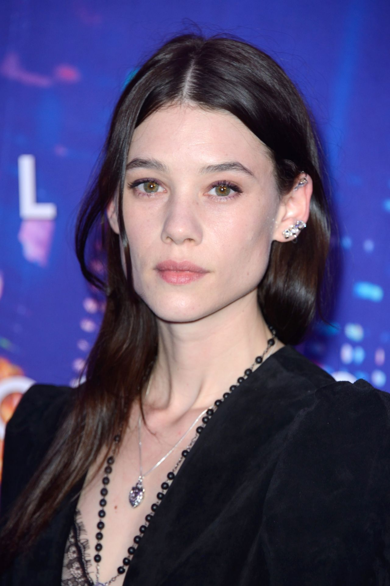 Astrid Berges-Frisbey - Ghost in the Shell Premiere in