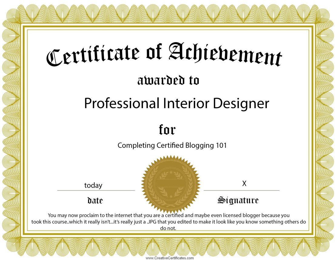 certification ncidq