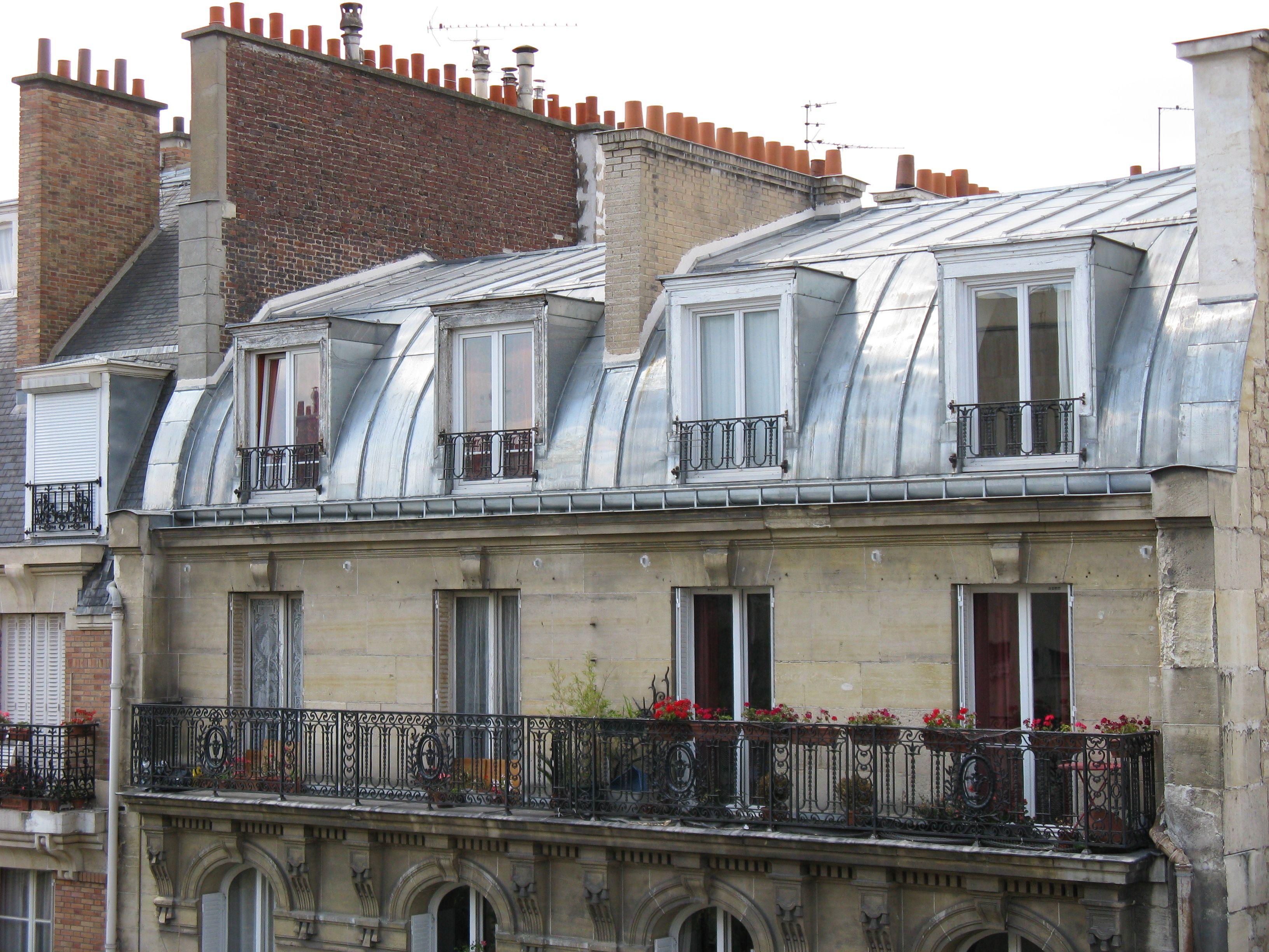 Chambres De Bonnes Paris Chambre De Bonne Toits De Paris
