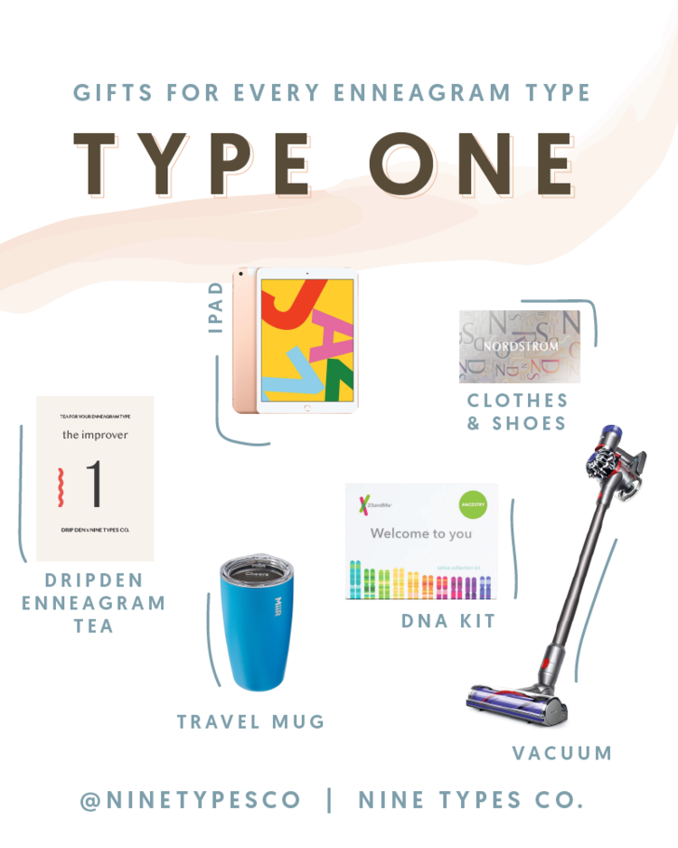 Gift Guide: Type One — Nine Types Co.