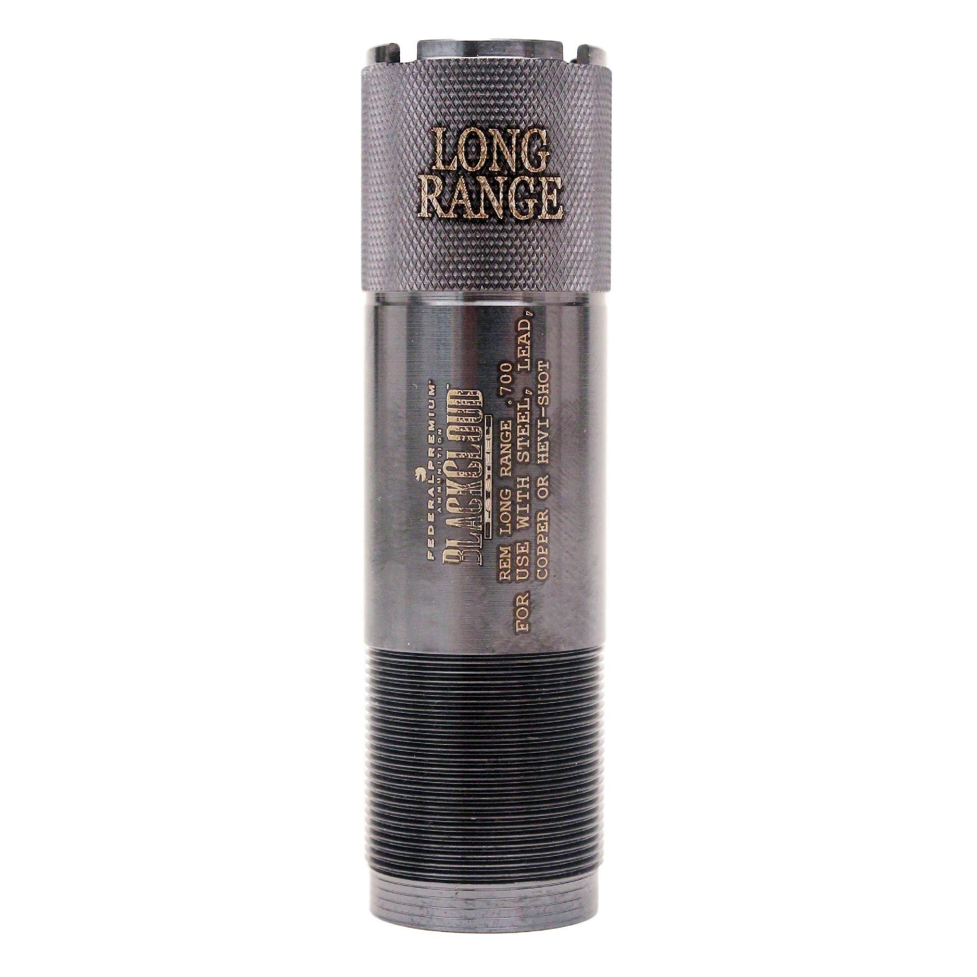 Black Cloud Choke Tube - 12 Gauge, Remington, Long Range