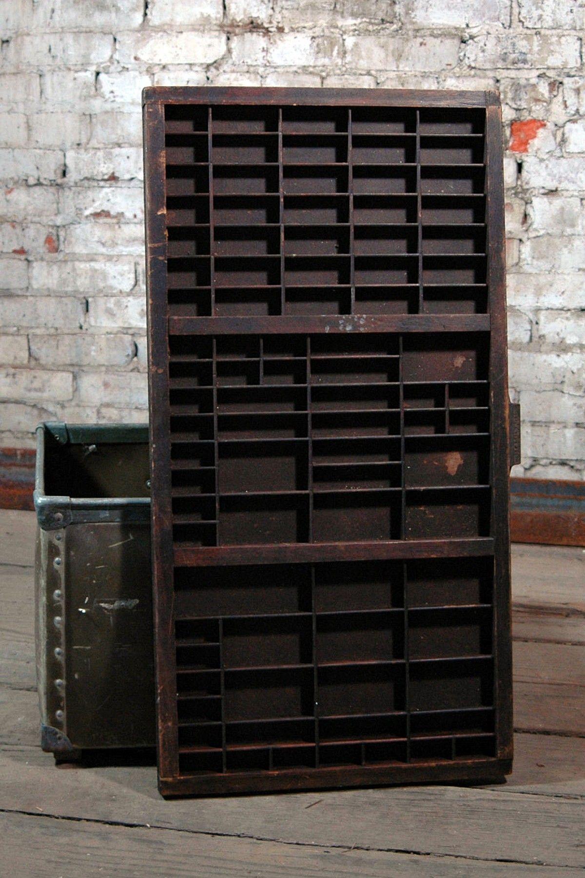 Hamilton Printers Tray | Furniture | Pinterest | Trays, Drawers ...
