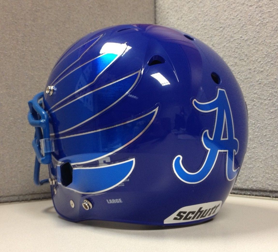 Chrome wing decals are very popular check out