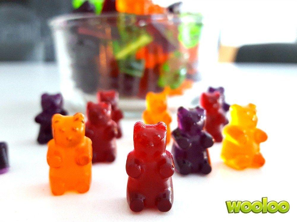 3 Recettes D Oursons En Gelee Wooloo Recette Recette Bonbon Bonbons Faits Maison