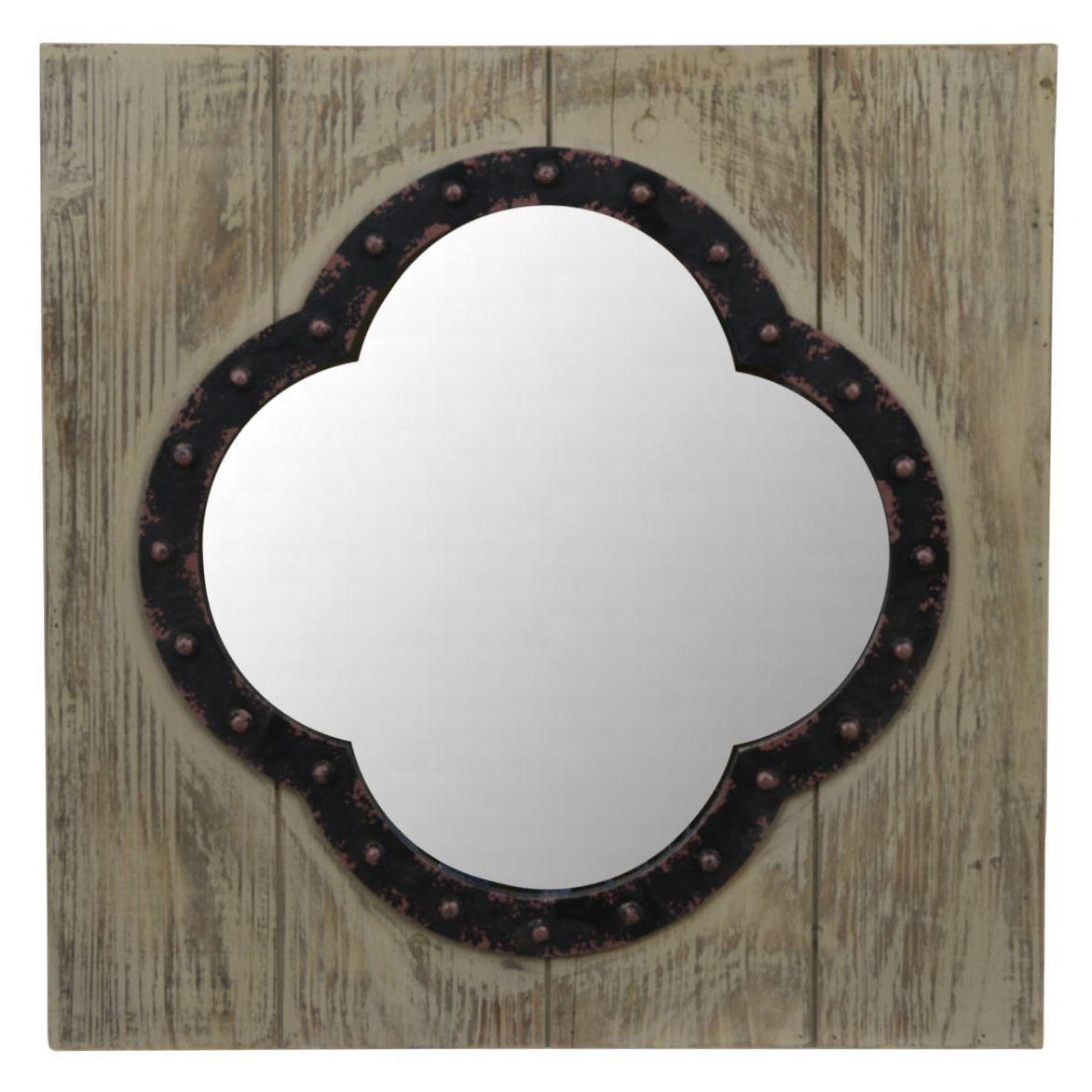 Suzani Wall Mirror