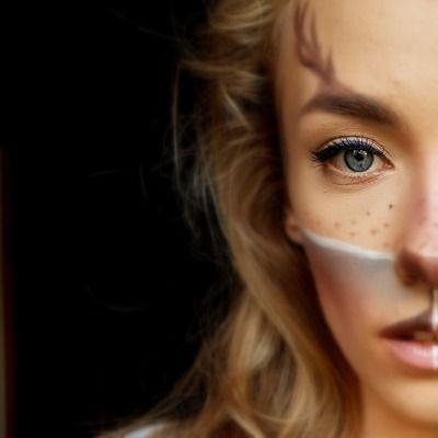 Look - Makijaż artystyczny w leśnych klimatach | KWC