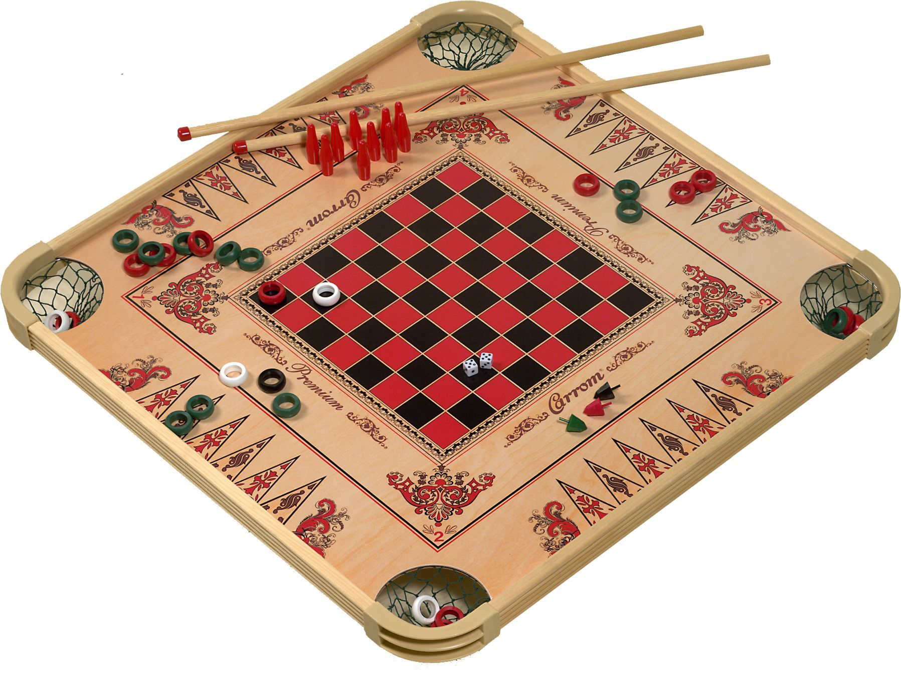 Carrom 100 Game Board in 2019   Products   Carrom board game