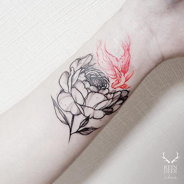 Tattoo shared by zihwa_tattooer