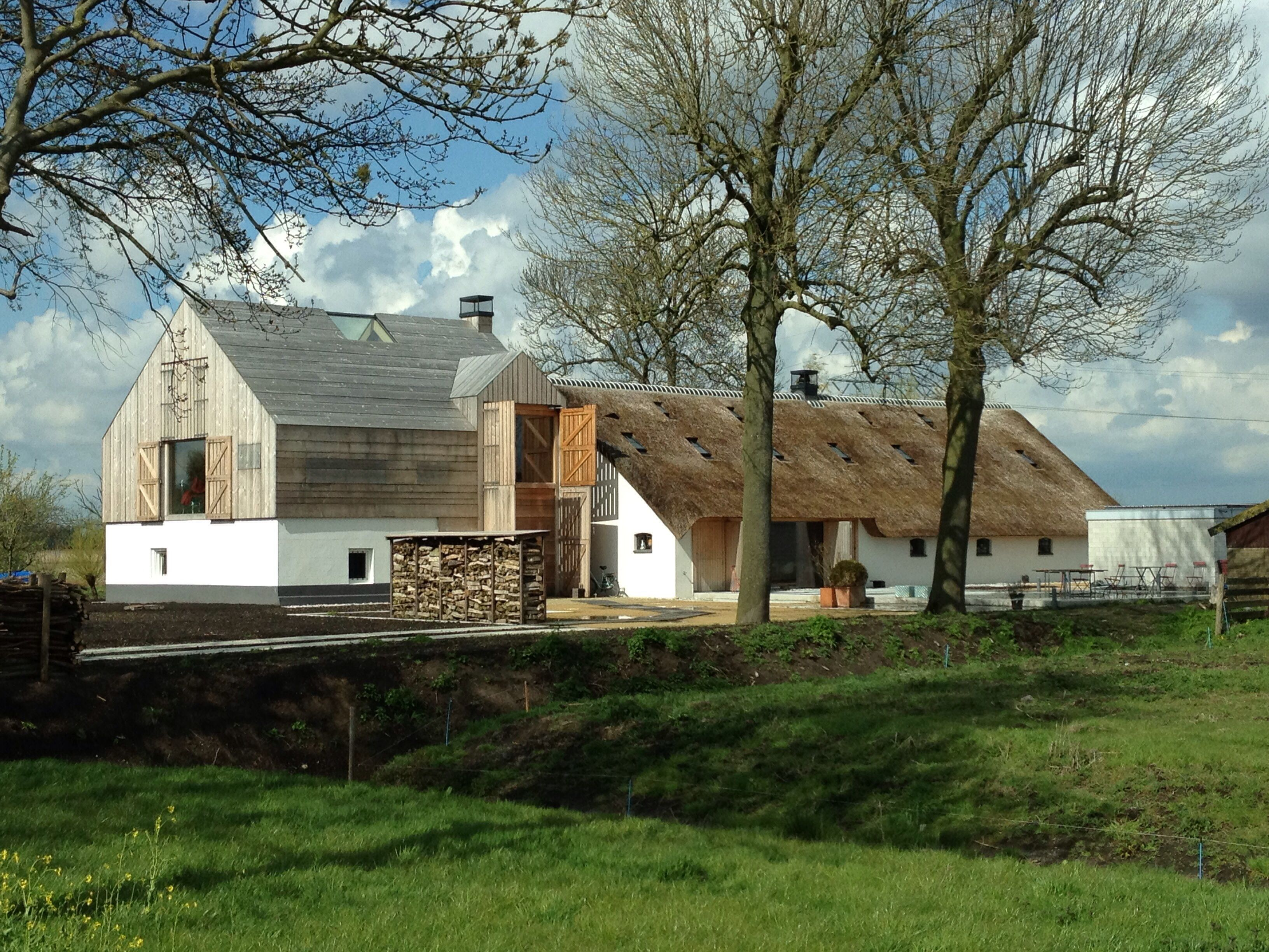 Boerderij architectuur architecture pinterest barn farming and architecture - Mohring architekten ...