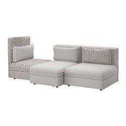 Us Furniture And Home Furnishings Vallentuna Fabric Sofa