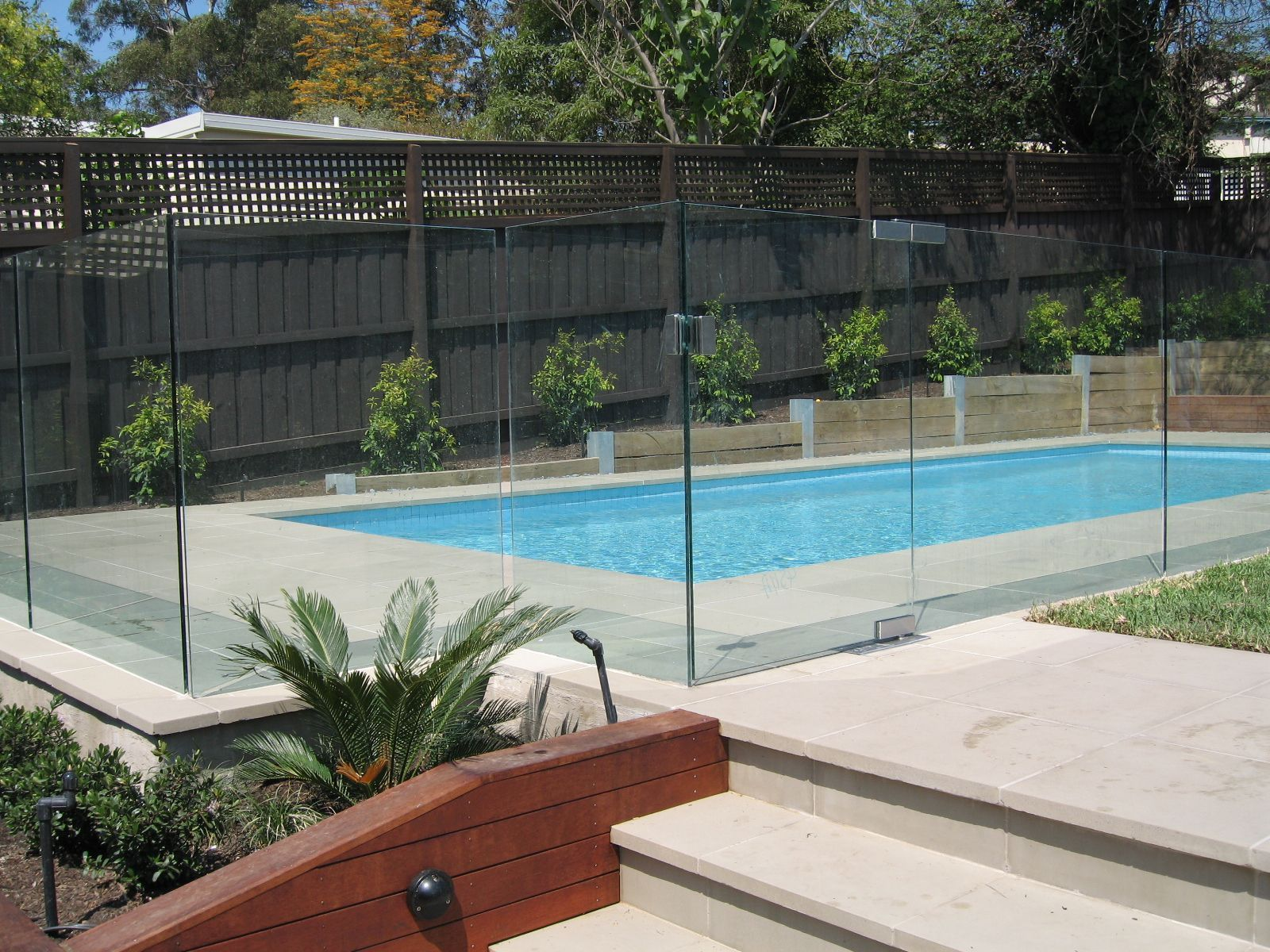 27 Awesome Pool Fence Ideas For Privacy And Protection