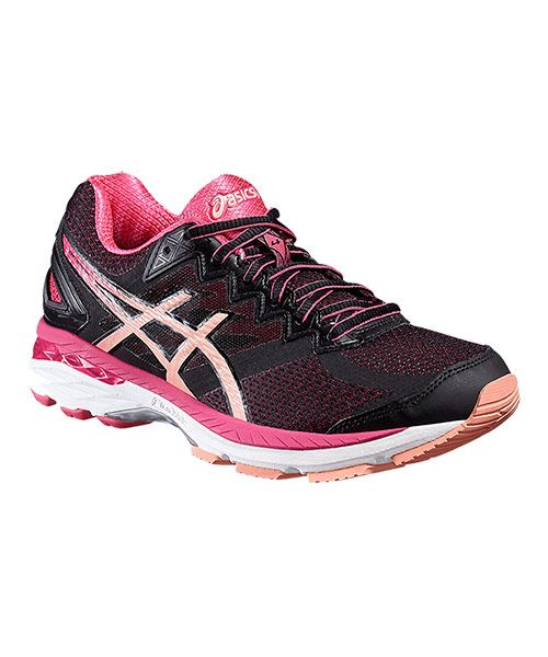 Pink Asics Gel Cumulus 19 Womens Running Shoes