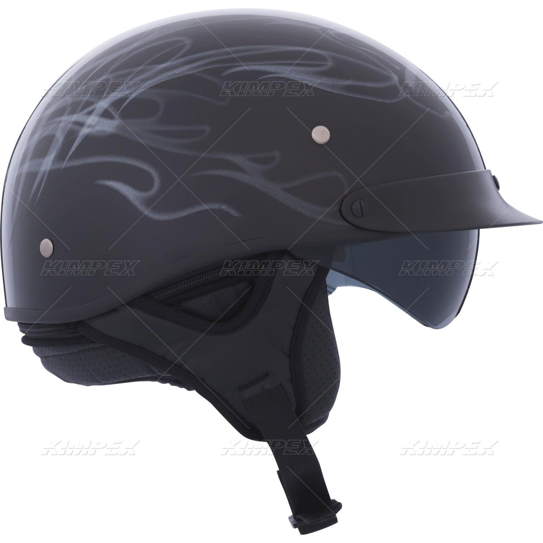 Amazon adult soul ckx revolt rsv half helmet large
