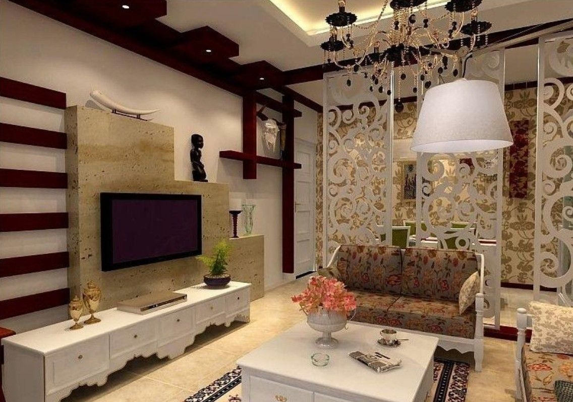 Decorative Room Partitions Enhance Design
