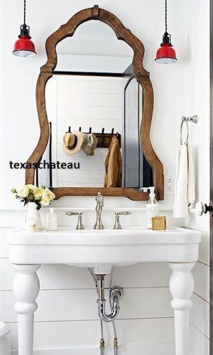 Arched Mirror Large
