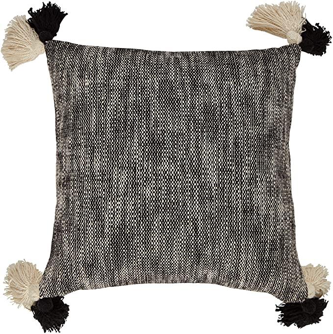 Rivet Modern Textured Throw Pillow
