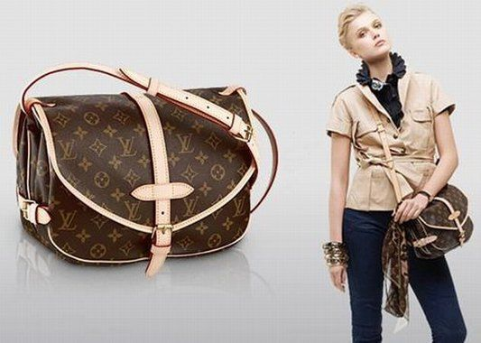 d906f61fa094 Louis Vuitton Saumur GM (own it). Find this Pin and more on Handbags ...