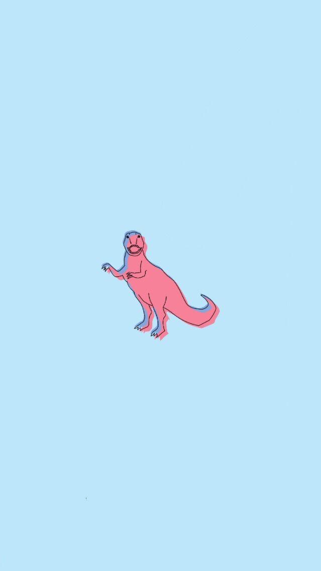 Pinterest Iphone Cute Dinosaur Wallpaper Aesthetic dinosaur art (page 1). pinterest iphone cute dinosaur wallpaper